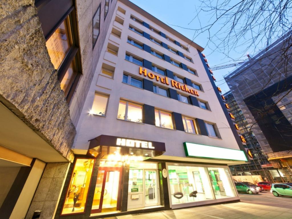 Novum Hotel Rieker Stuttgart #1