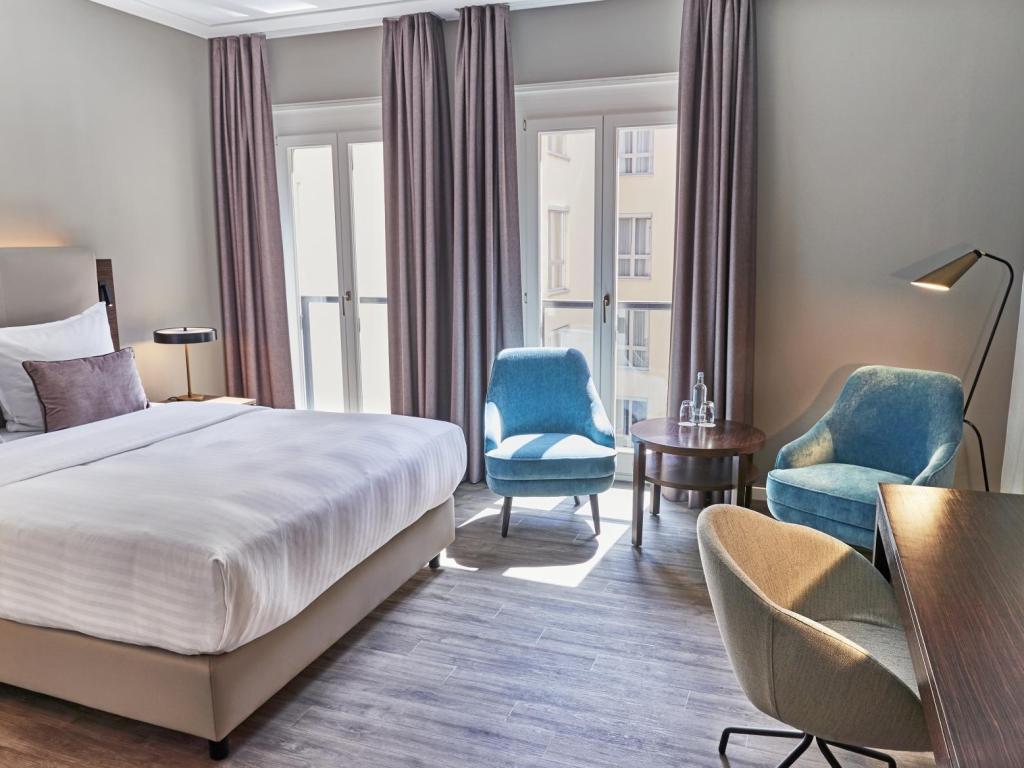 Steigenberger Hotel de Saxe