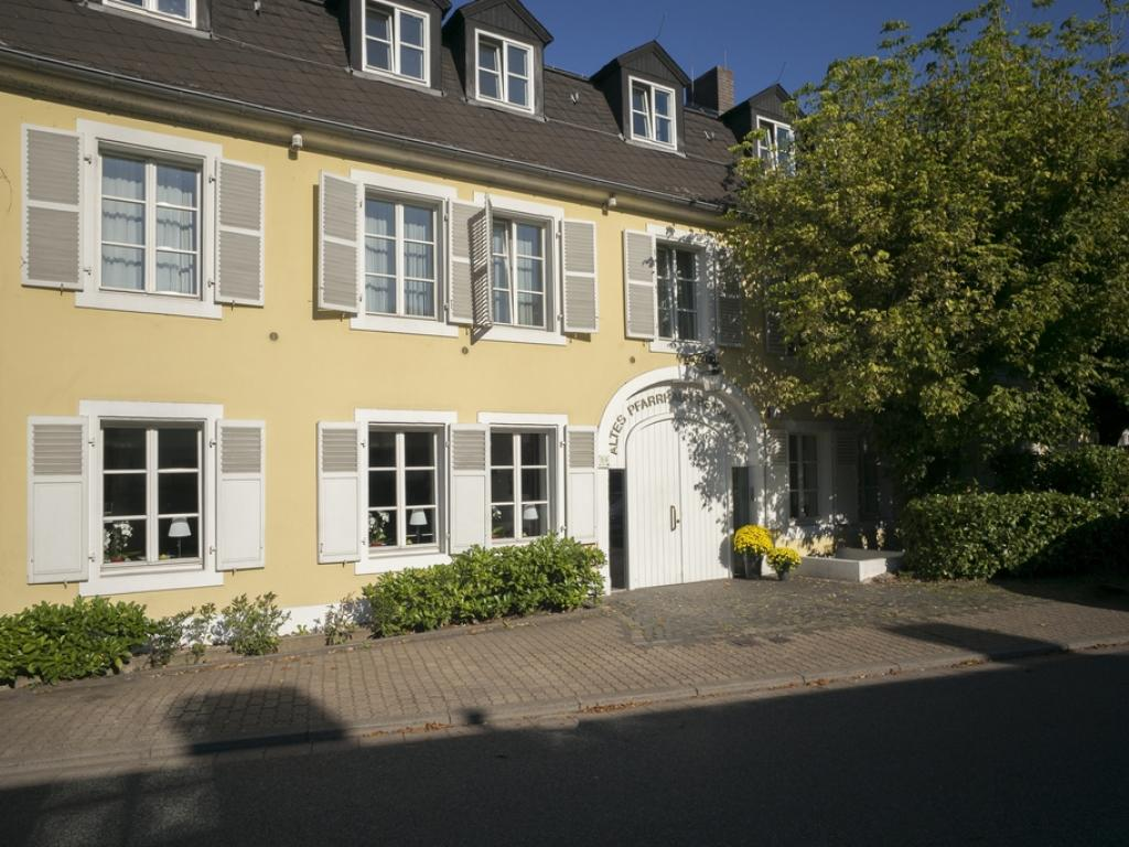 Ringhotel Altes Pfarrhaus Beaumarais garni