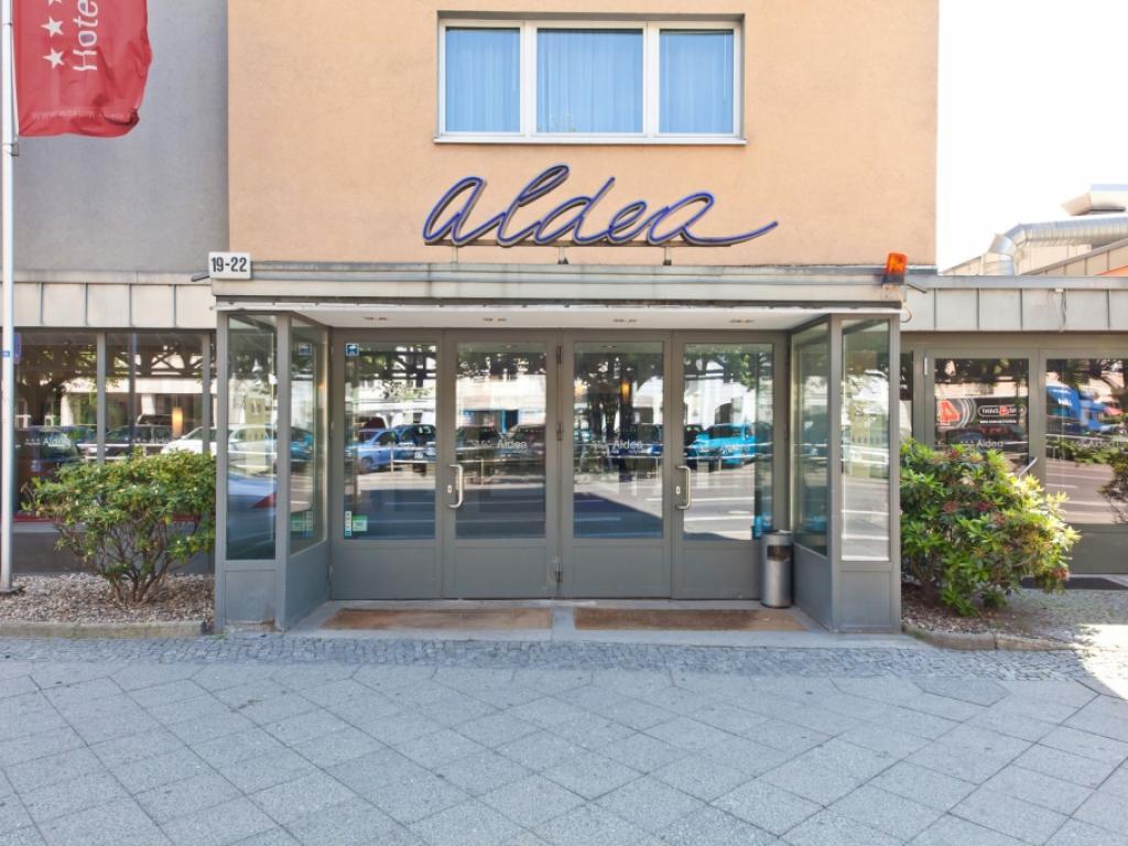 Novum Hotel Aldea Berlin Zentrum #1