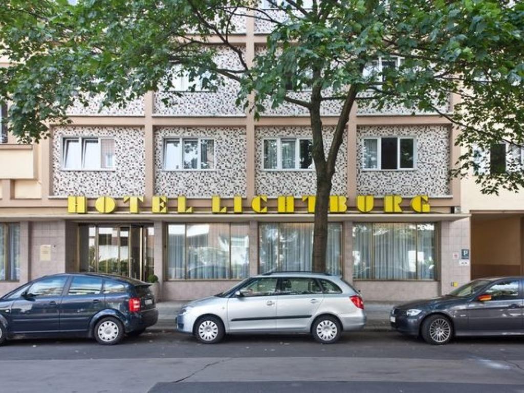 Novum Hotel Lichtburg am Kurfürstendamm #1