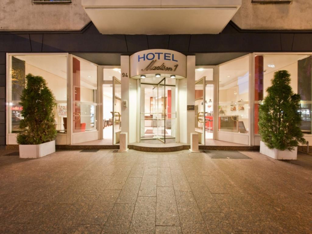Novum Hotel Madison Düsseldorf #1