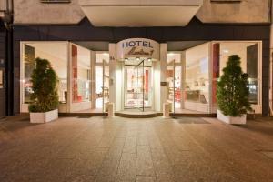 Tagungshotel Novum Business Hotel Madison Düsseldorf Hauptbahnhof