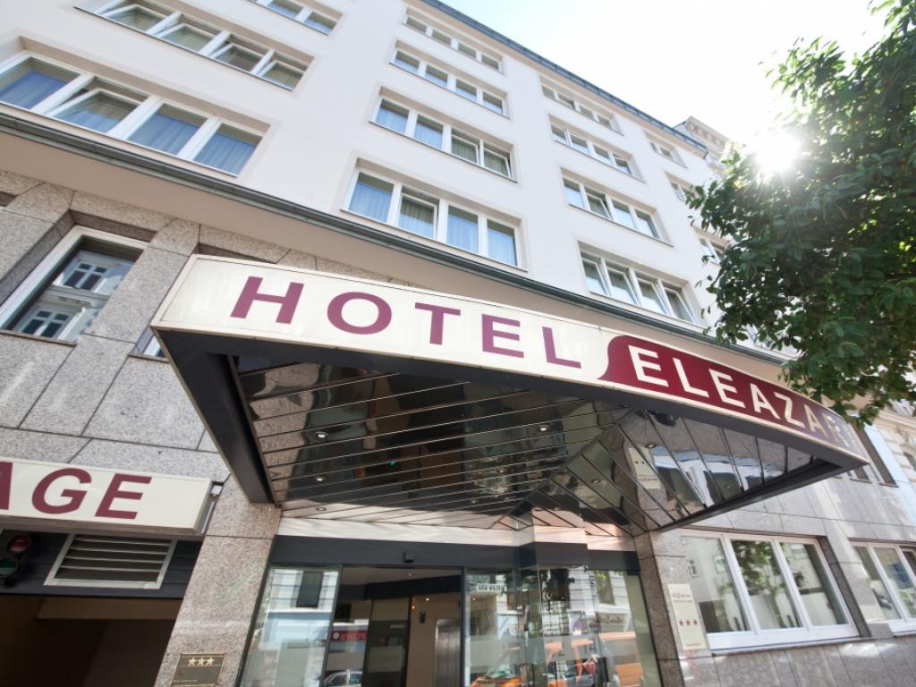 Novum Hotel Eleazar City Center #1