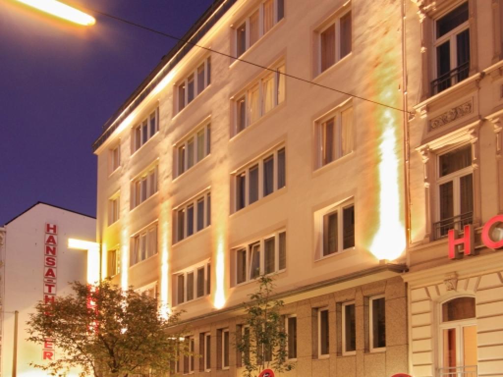 Novum Hotel Oldenburg Hamburg #1