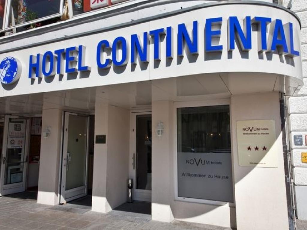 Novum Hotel Continental Hamburg #1
