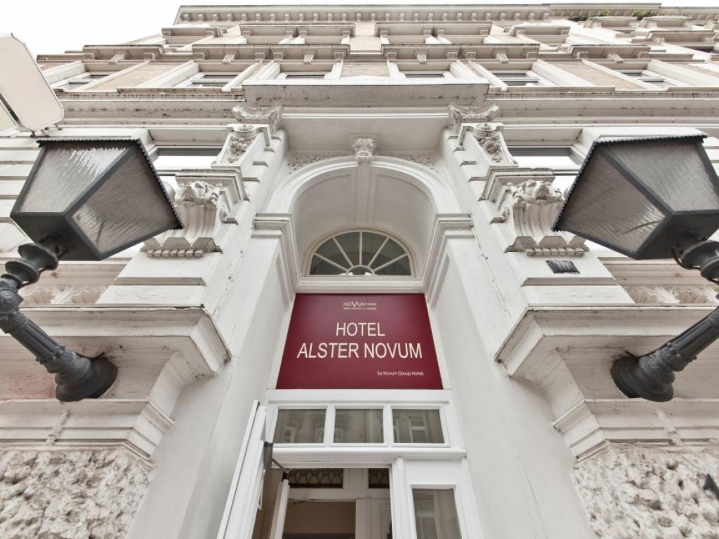 Novum Hotel Alster Hamburg St. Georg #1