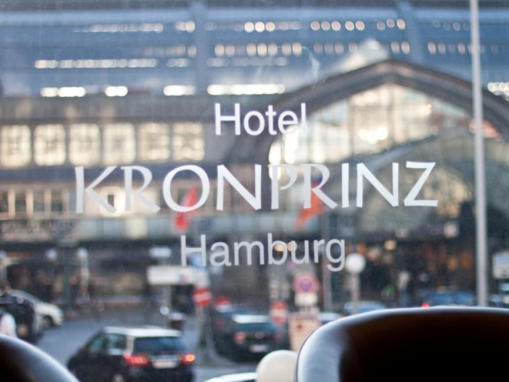 Novum Hotel Kronprinz Hamburg #1
