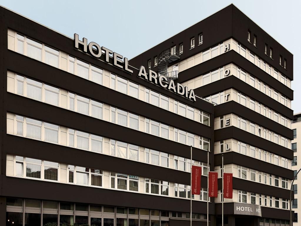 Novum Business Hotel Belmondo Hamburg Hbf. #1