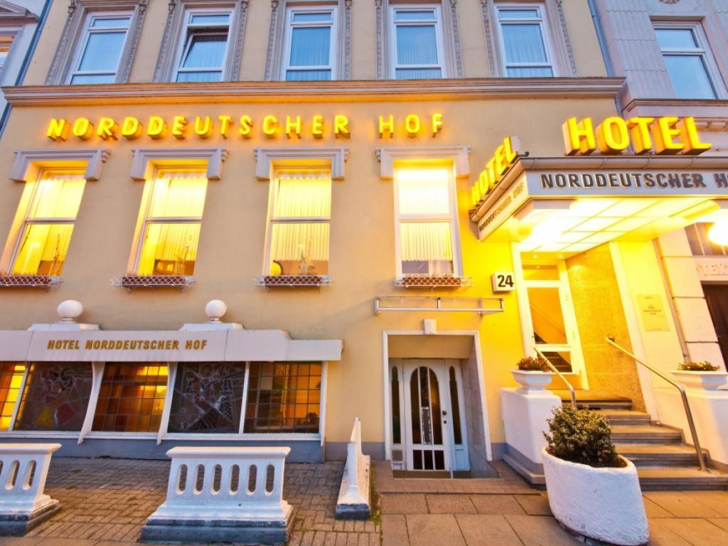 Novum Hotel Norddeutscher Hof Hamburg #1