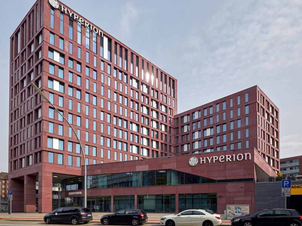 HYPERION Hotel Hamburg #1