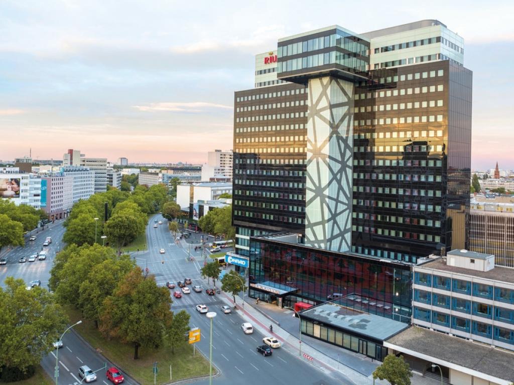 HOTEL RIU PLAZA BERLIN #1