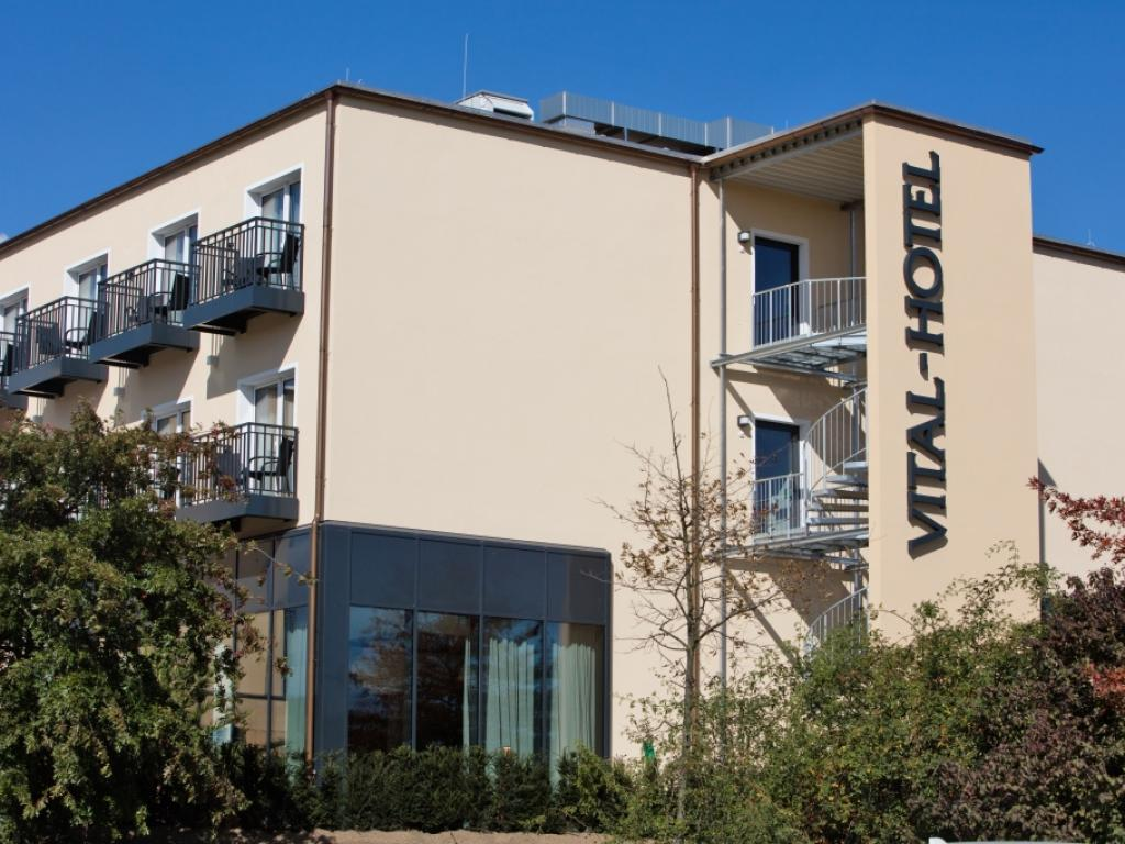 Vital Hotel Frankfurt #1