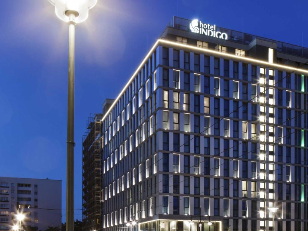 Indigo Hotel Berlin – Centre Alexanderplatz