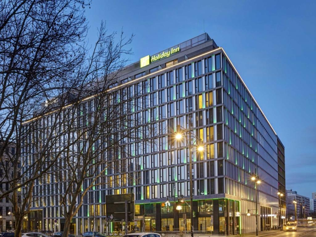Holiday Inn Berlin – Centre Alexanderplatz