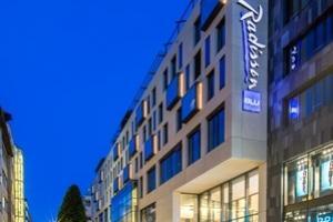Tagungshotel Radisson Blu Hotel, Mannheim