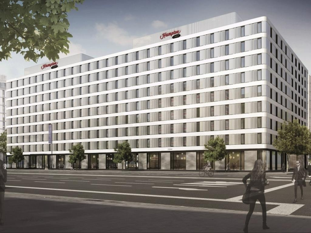 Hampton by Hilton Berlin City Centre Alexanderplatz #1