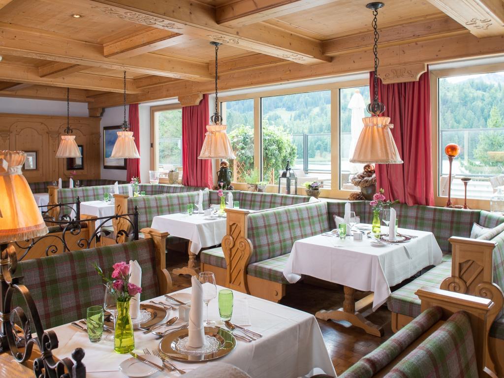 Arabella Alpenhotel am Spitzingsee