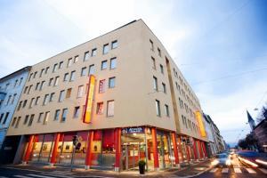 Tagungshotel Best Western Plus Amedia Graz