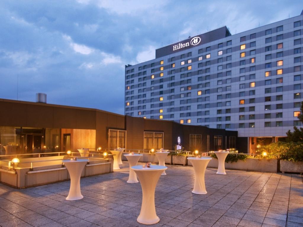 Hilton Dusseldorf #1