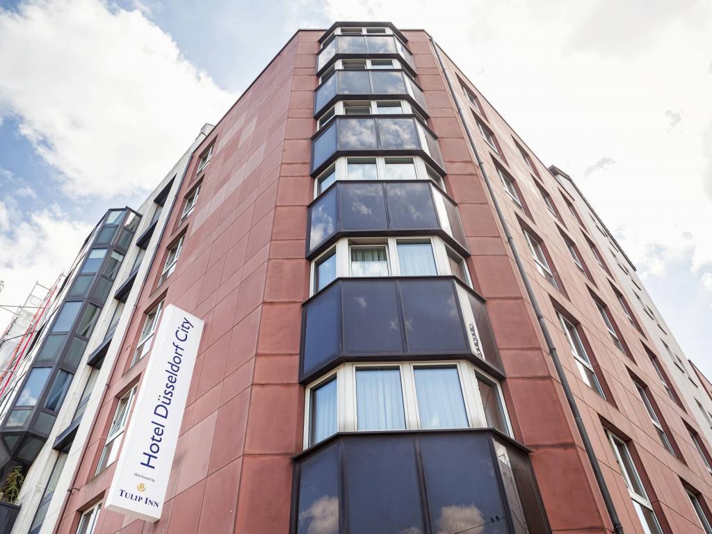 Hotel Düsseldorf City by Tulip Inn #1