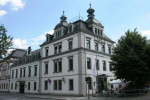 Tagungshotel Dormero Hotel Dresden City