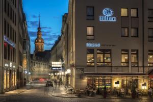 Tagungshotel Hilton Dresden
