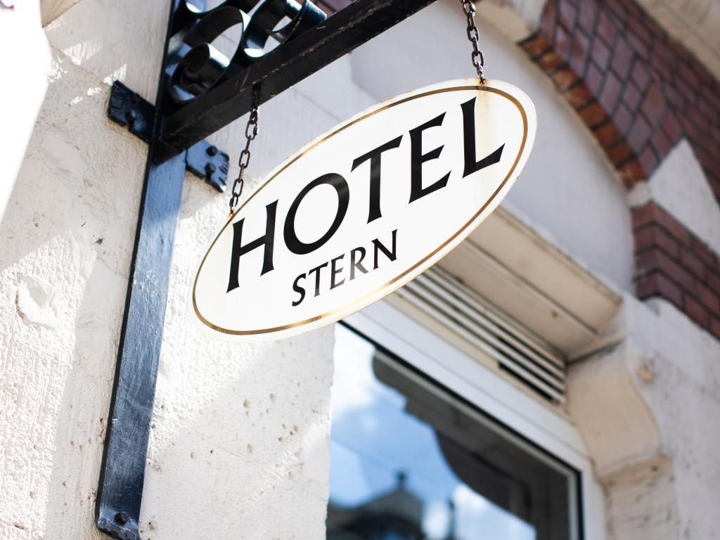 Hotel Stern #1