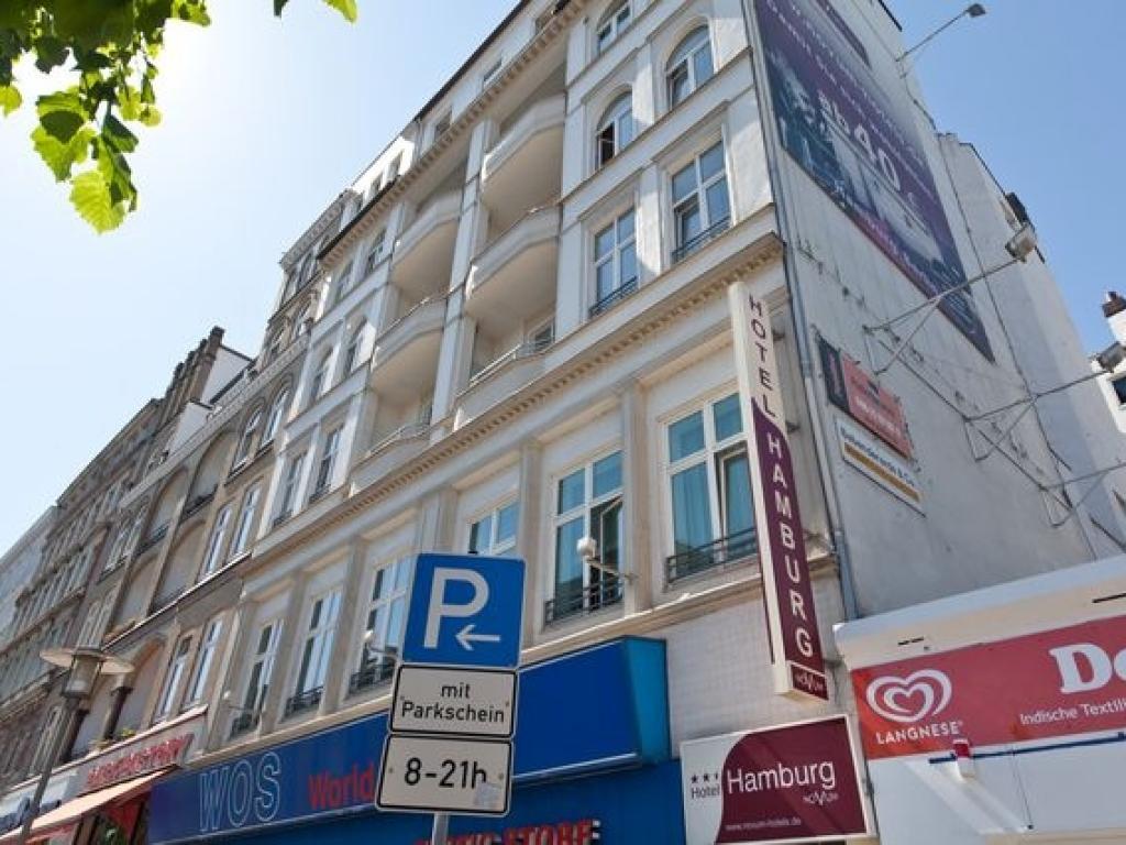 Novum Hotel Hamburg Stadtzentrum #1