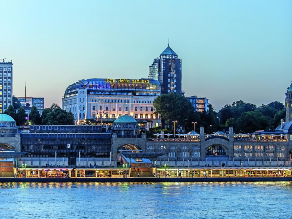 Hotel Hafen Hamburg #1