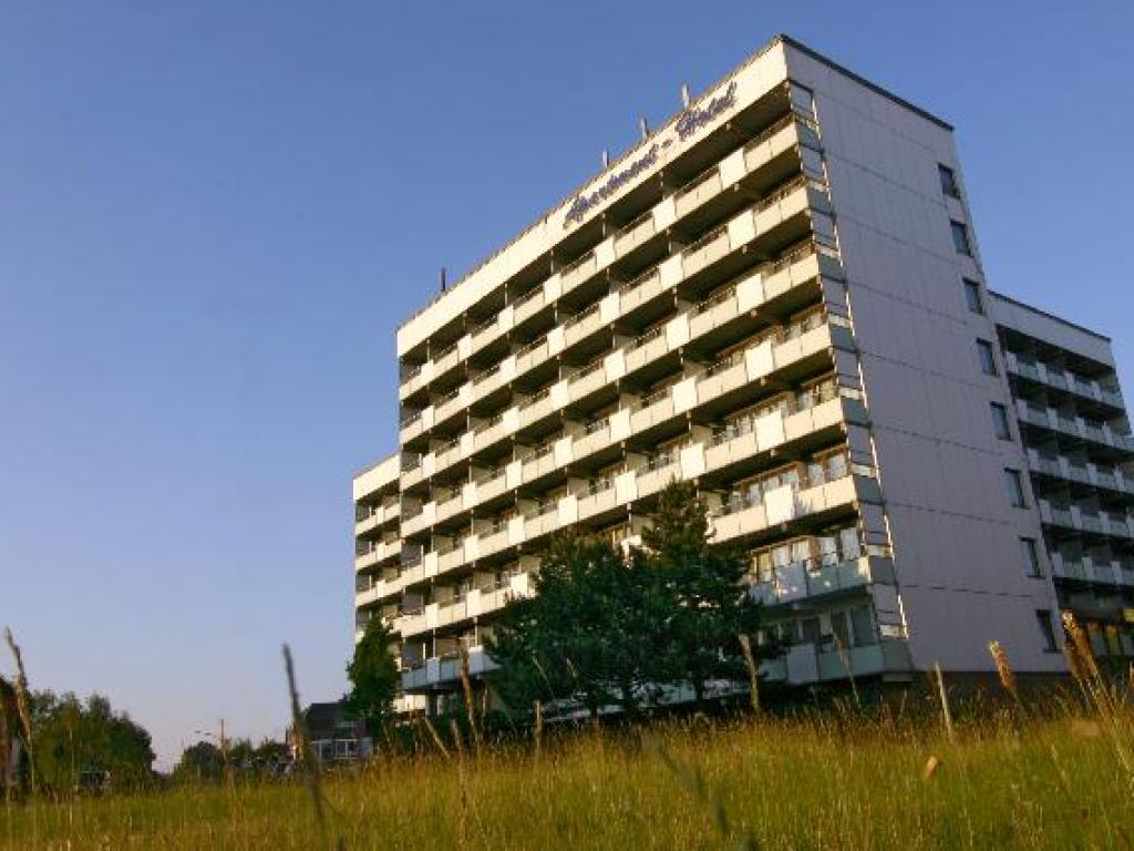 Apartment-Hotel Hamburg Mitte #1