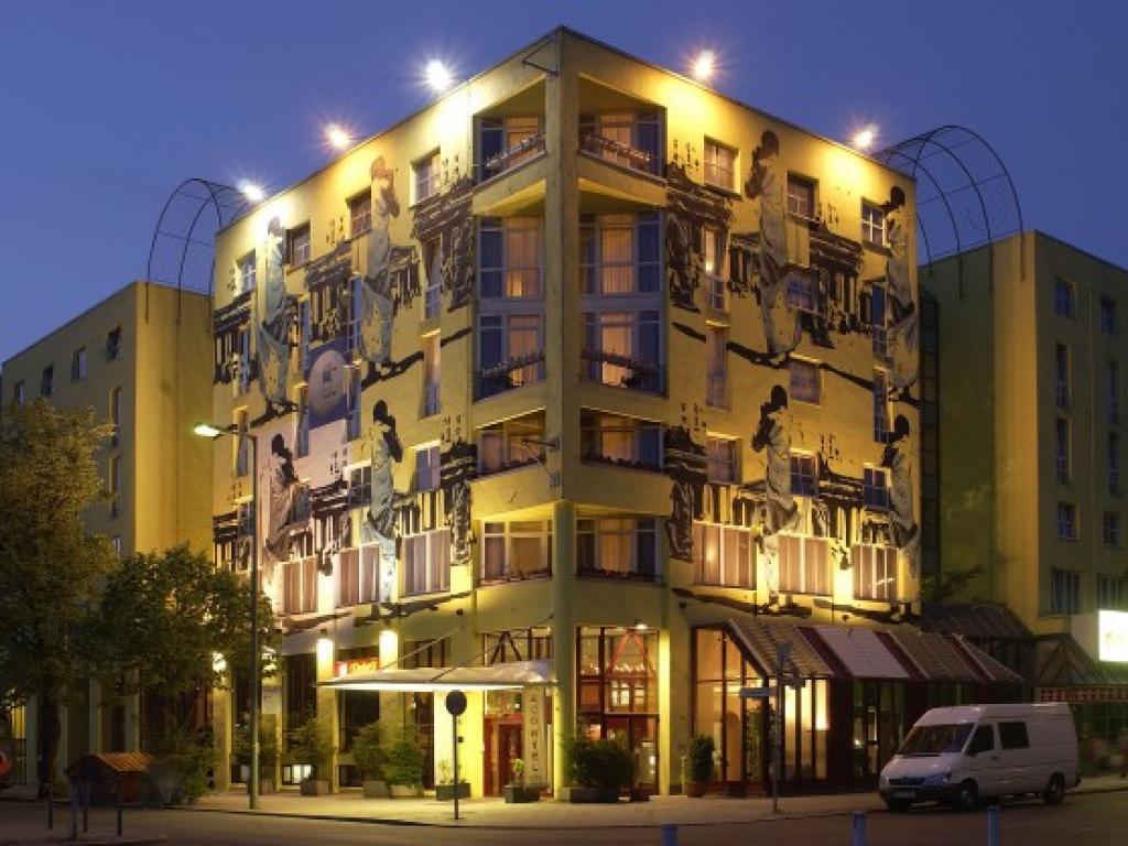 ECONTEL HOTEL Berlin Charlottenburg #1