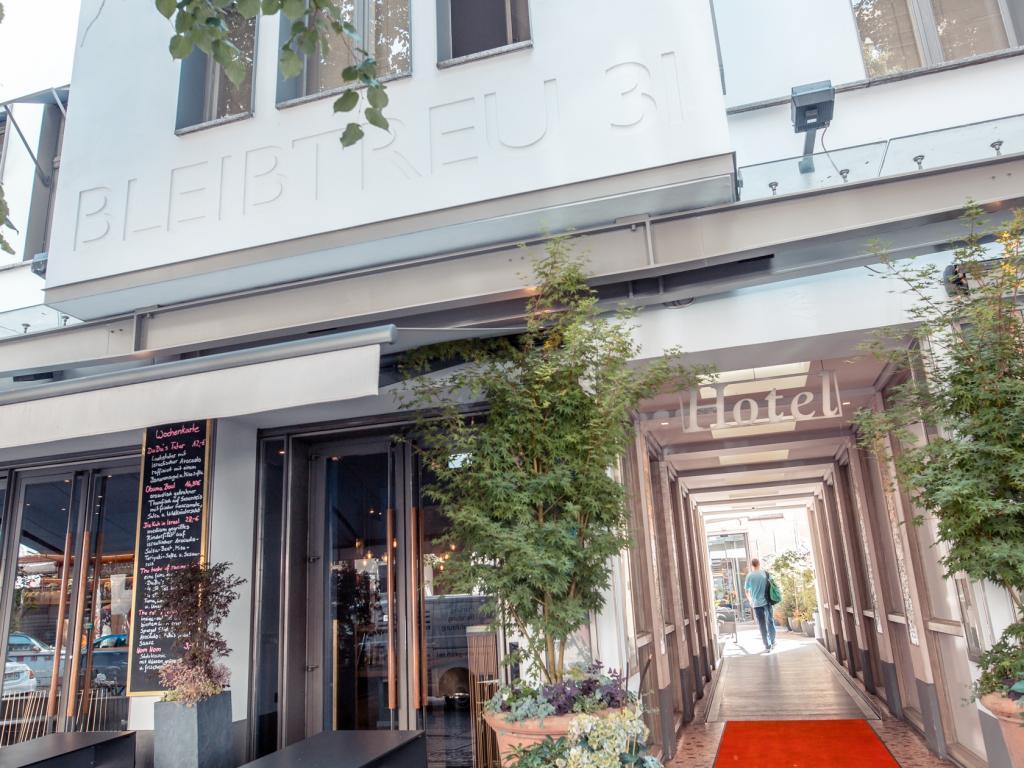 Hotel Bleibtreu Berlin by Golden Tulip #1