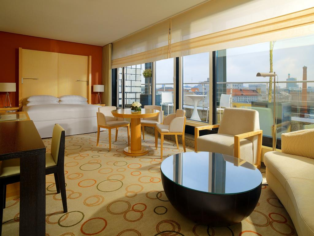 Sheraton Berlin Grand Hotel Esplanade #17