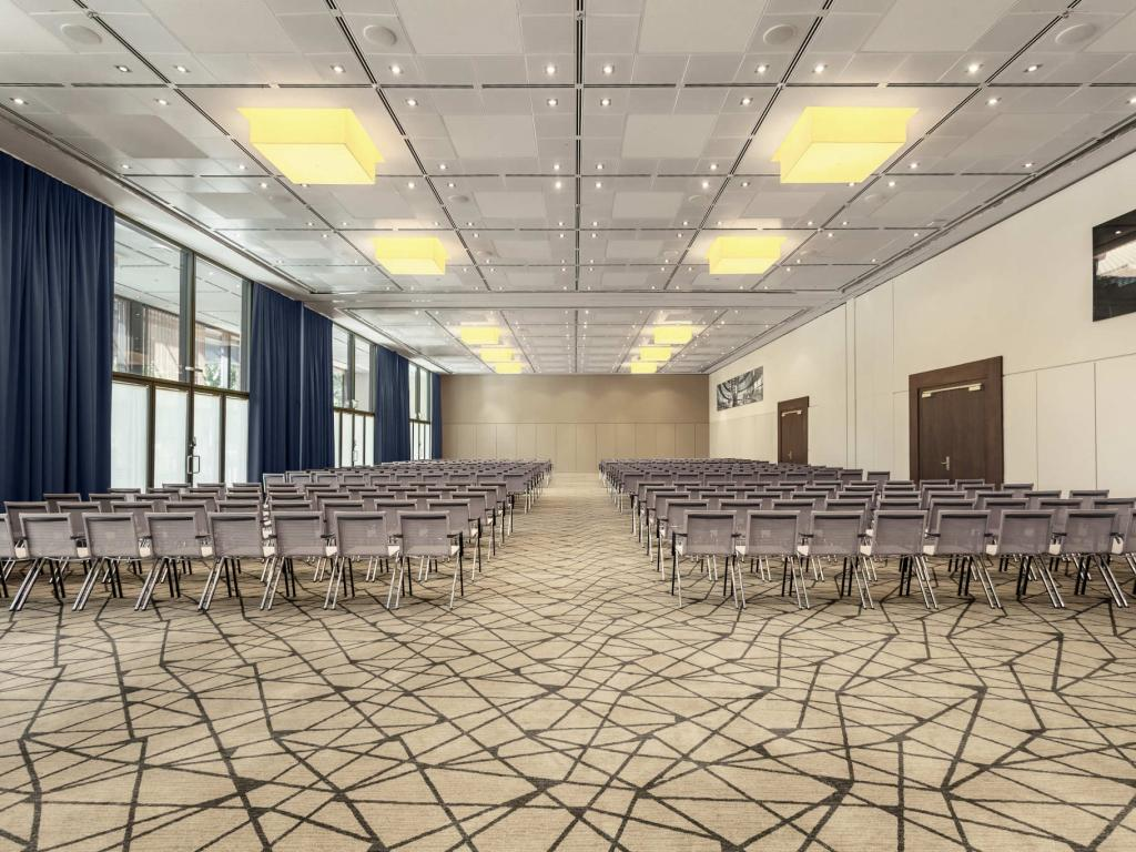 Sheraton Berlin Grand Hotel Esplanade #4