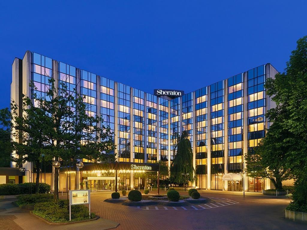 Sheraton Essen Hotel #1