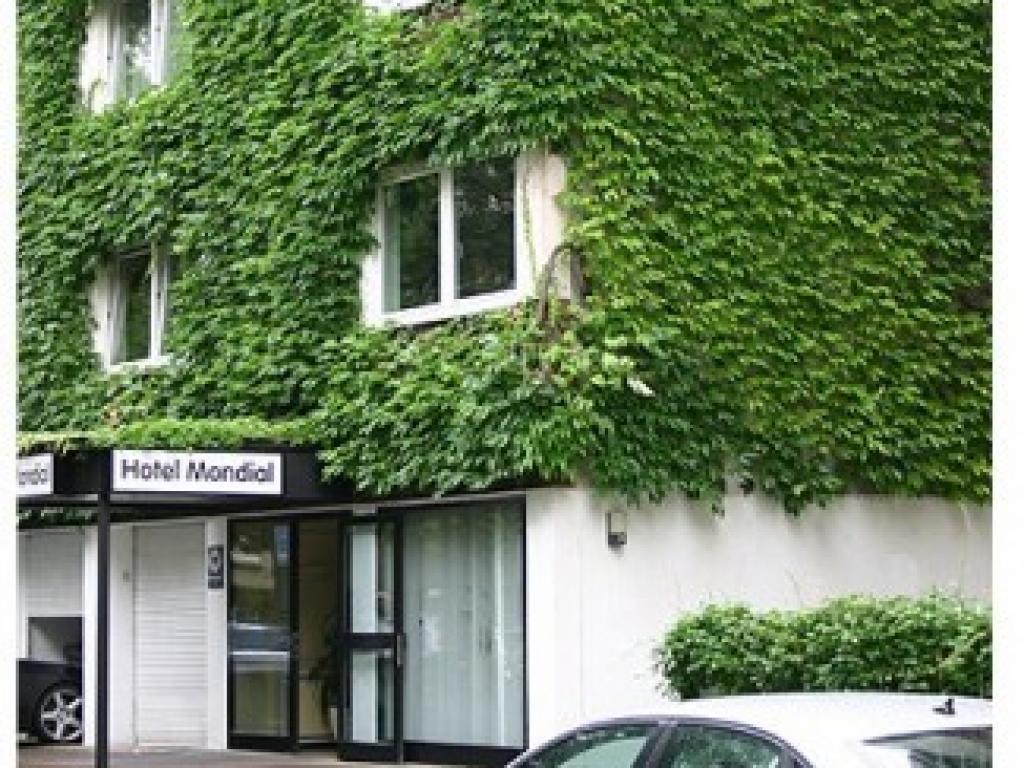 Hotel Mondial Comfort #1
