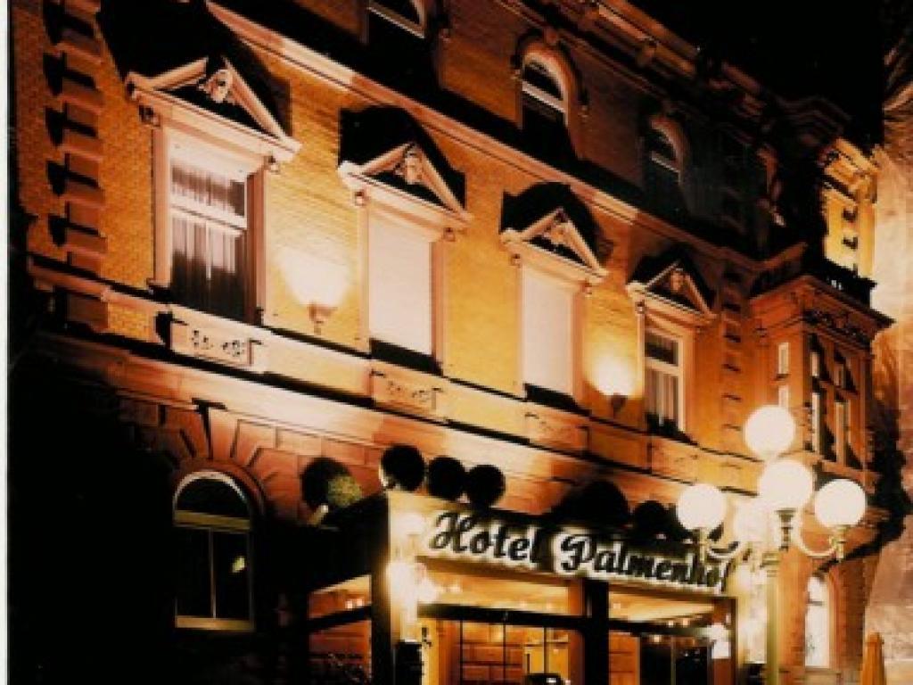 Hotel Palmenhof Garni #1