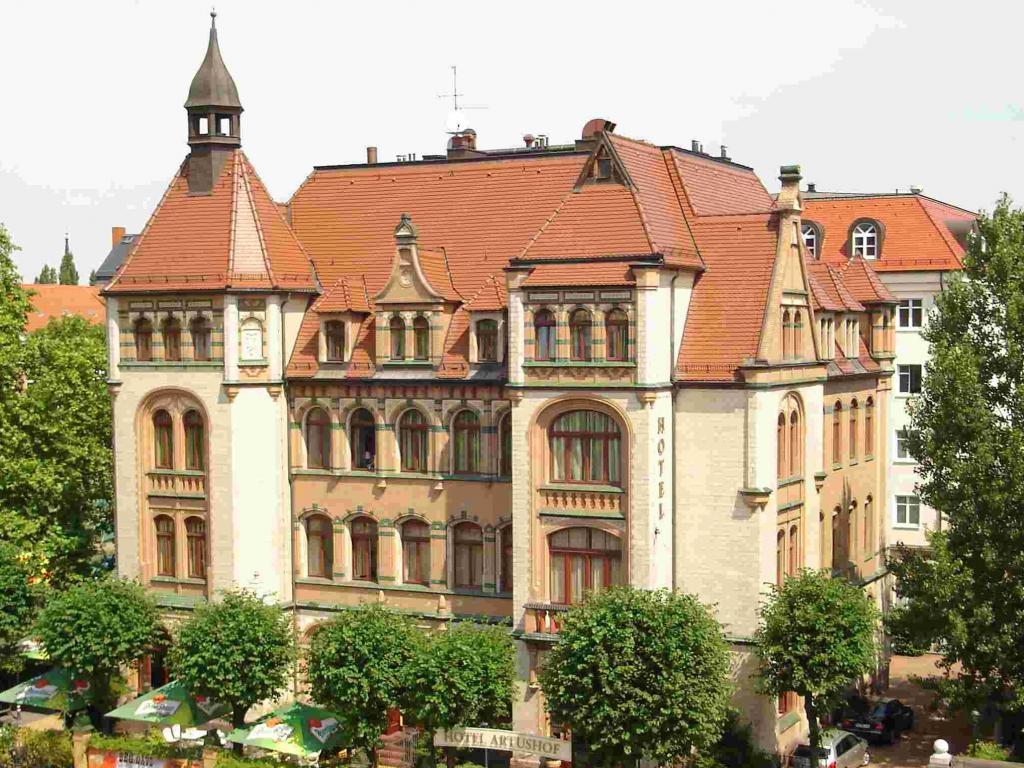 Hotel Artushof**** Dresden