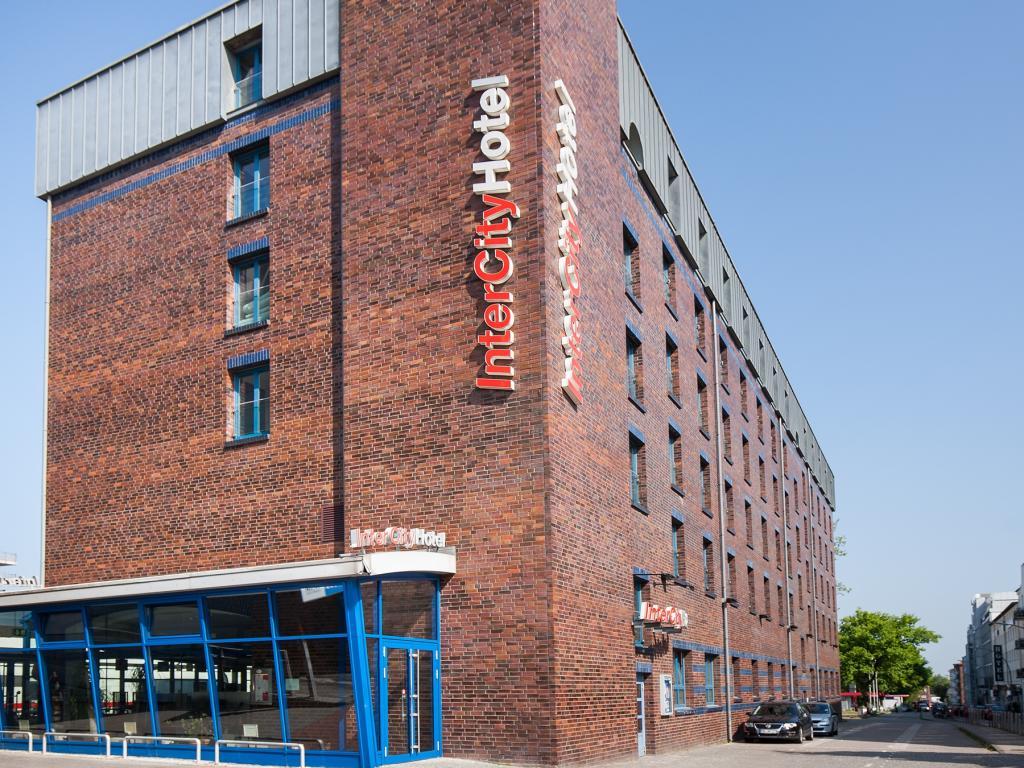 IntercityHotel Hamburg-Altona #1