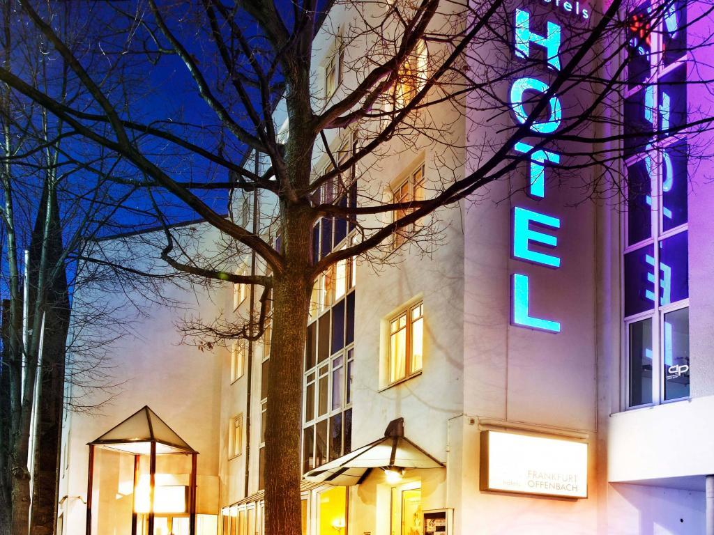 Hotel Frankfurt Offenbach City by Tulip Inn #1
