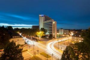 Tagungshotel Webers · Das Hotel im RUHRTURM