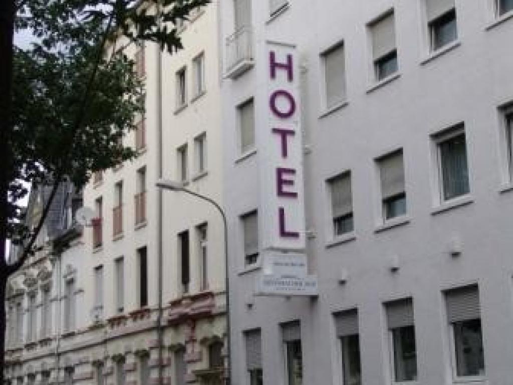 Novum Hotel Offenbacher Hof #1