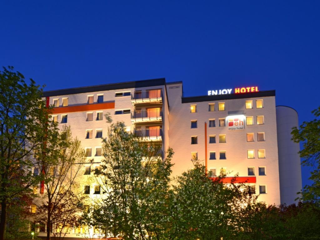 City Partner Enjoy Hotel Berlin Messe #1