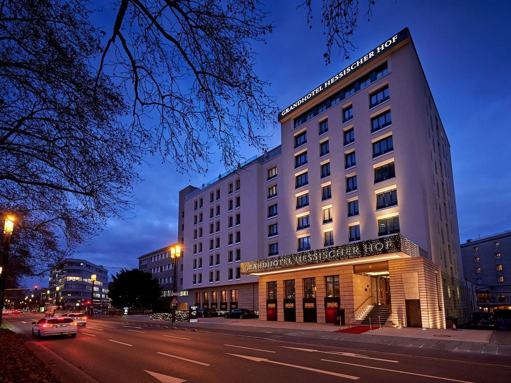 Grandhotel Hessischer Hof - geschlossen bis vorraussichtlich 17.8.20!! #1