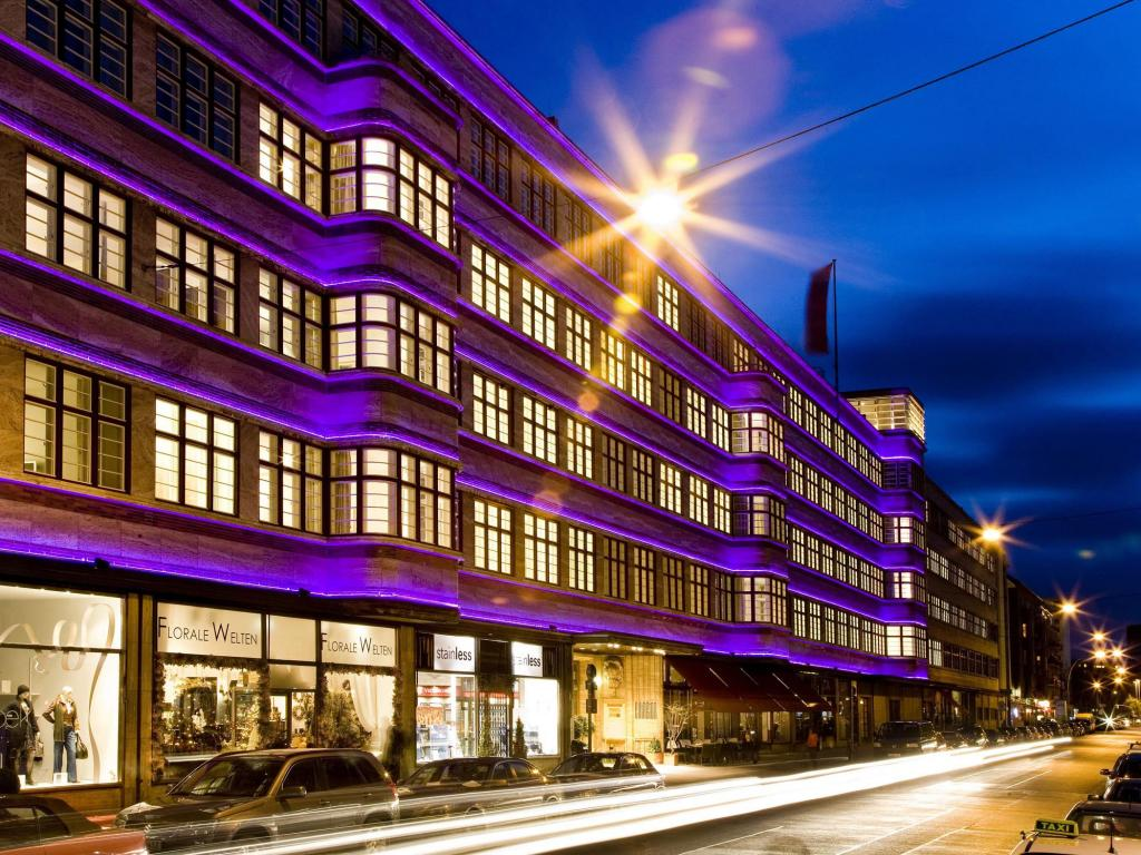 ELLINGTON HOTEL BERLIN #1
