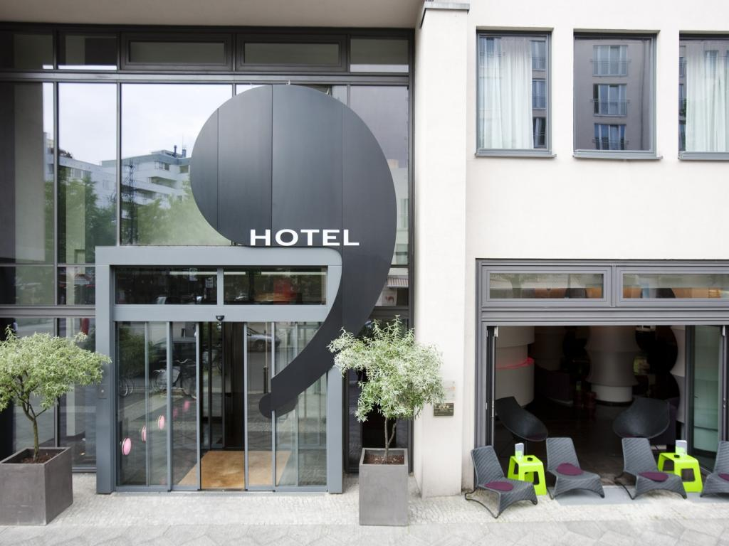 Ku' Damm 101 Hotel #1