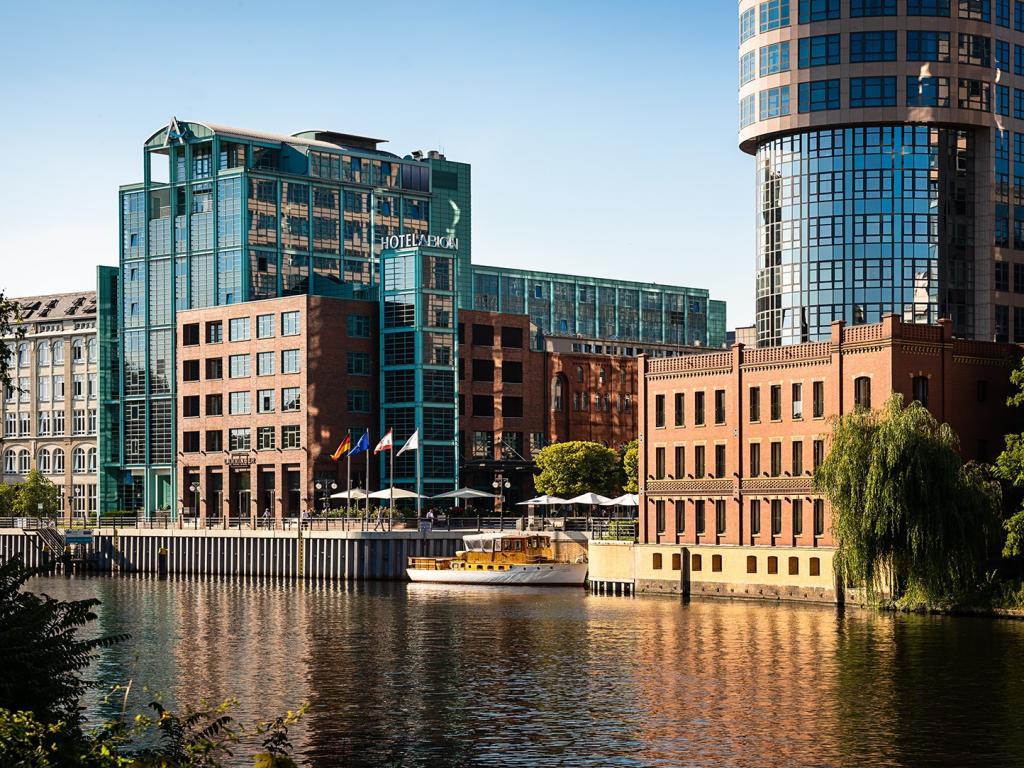 AMERON Berlin ABION Spreebogen Waterside #1