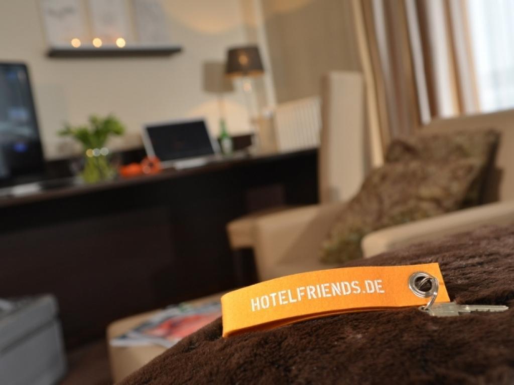 hotel friends Köln