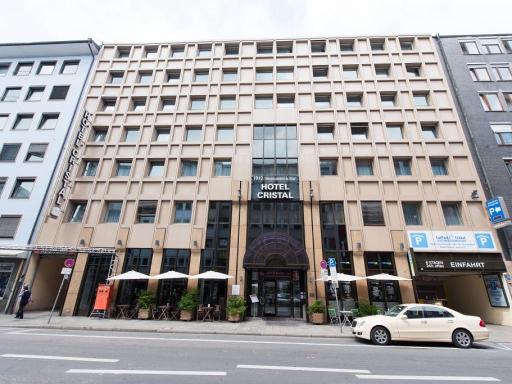 WE - Tagungszentrum (Hotel Cristal)